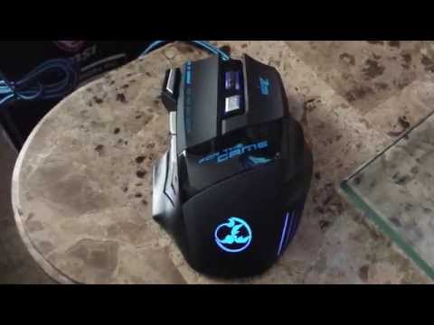 et 2.4g wireless optical mouse manual