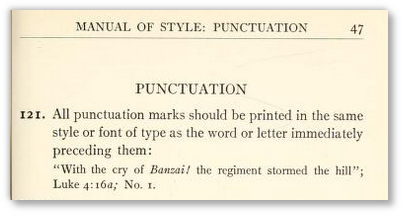 chicago manual of style edition capitalize