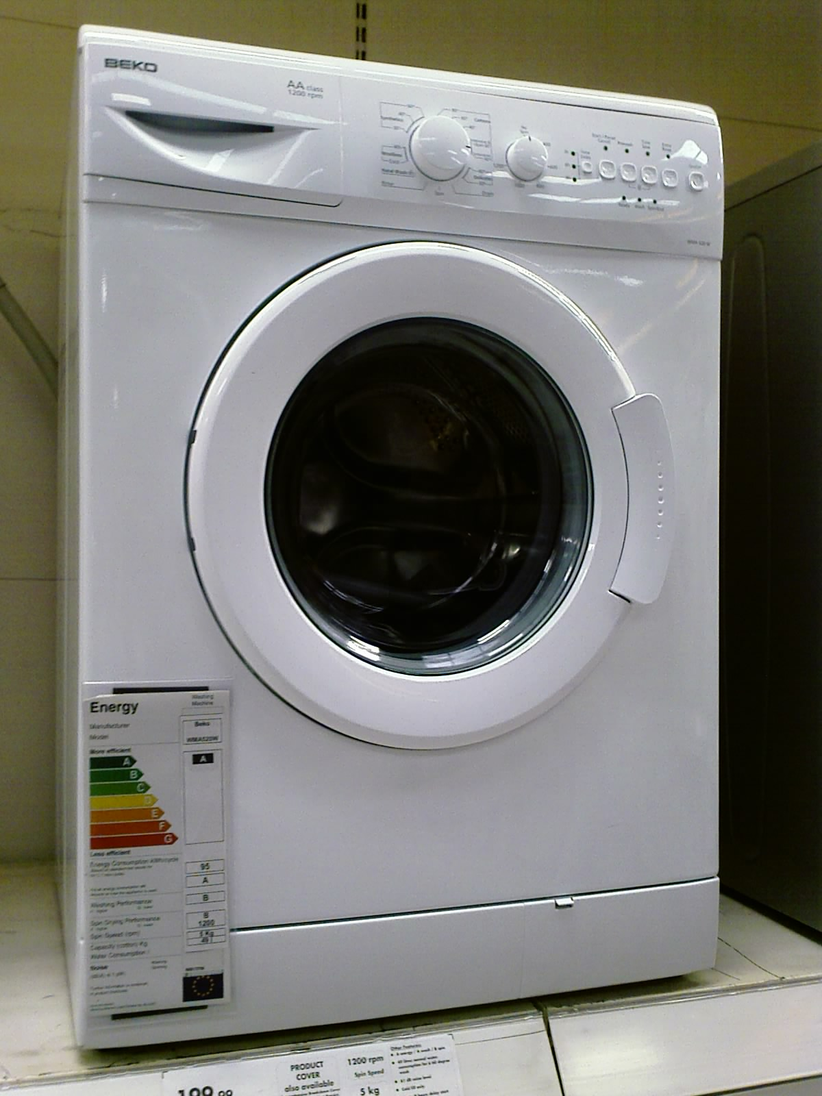 whirlpool apartment size washer manual