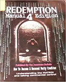 redemption manual 4.5 edition cd