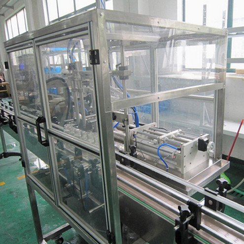 how much for manual bottling line