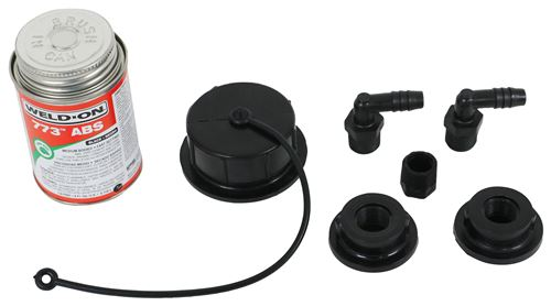 manual rv water tank fill kit