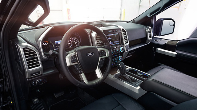 2017 ford f 150 platinum owners manual