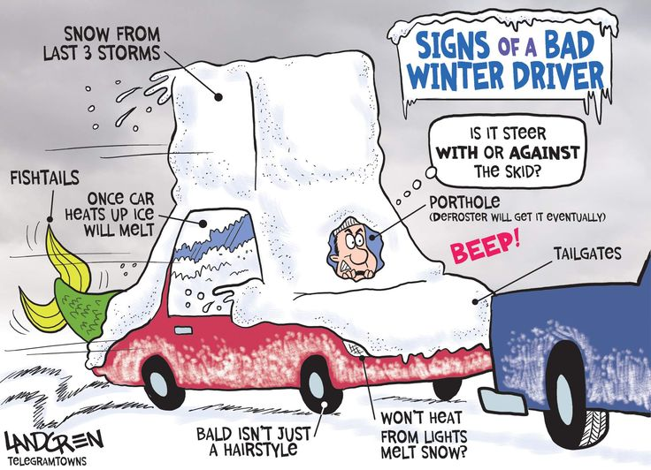 driving in snow manual or automatic