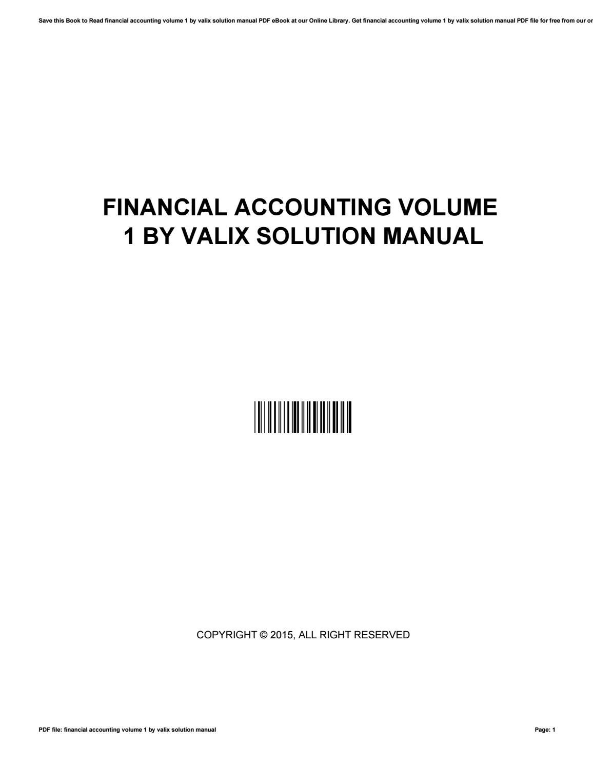 solution manual understanding financial accounting