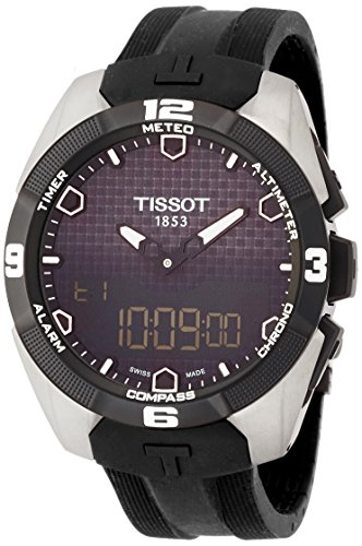 tissot t-touch solar ladies watch manual