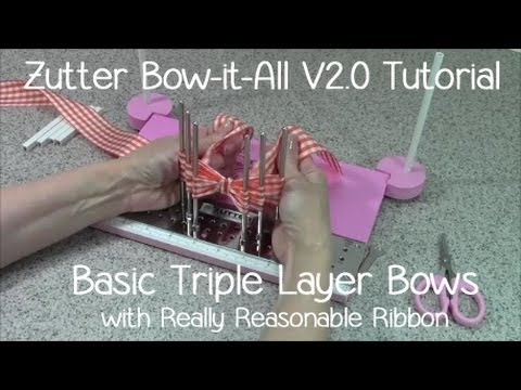 zutter bow it all manual